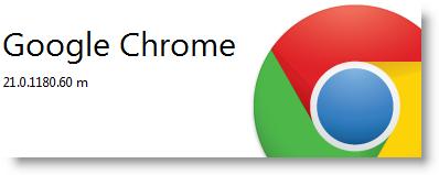 Google Chrome 21 получил возможность доступа к веб-камере в обход плагинов
