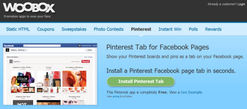 Как продвинуть (раскрутить) аккаунт Pinterest через страницу в Facebook
