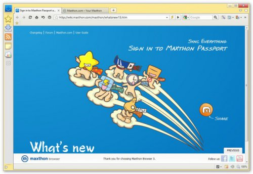 Обзор альтернативных браузеров на движке WebKit