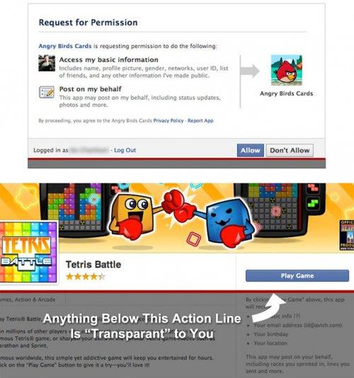 Хитрости дизайна Facebook, чтобы склонить юзеров к «нужному» выбору