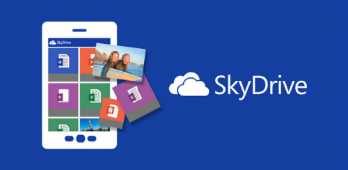 Microsoft ��������� SkyDrive ��� Android