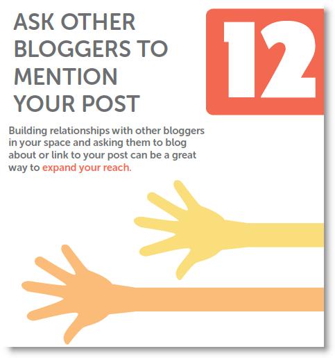 12 вещей, которые вы должны сделать после того, как написали пост