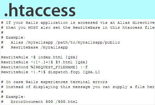 Полезные советы по настройке  файла .htaccess