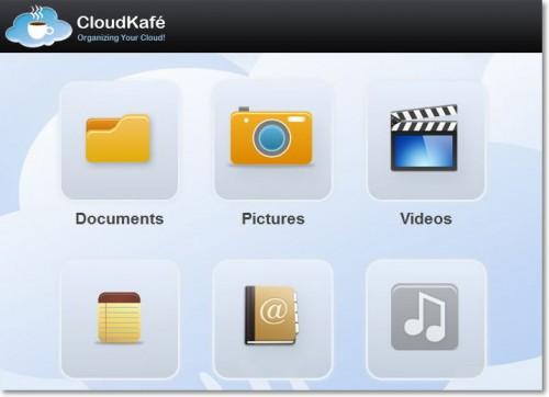 Сервис CloudKafe умеет управлять вашими данными в облаках