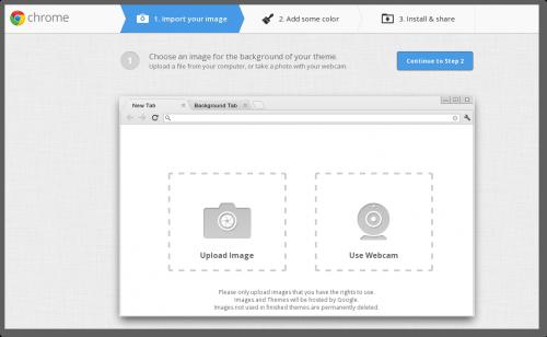 Как легко создать свою тему для Google Chrome