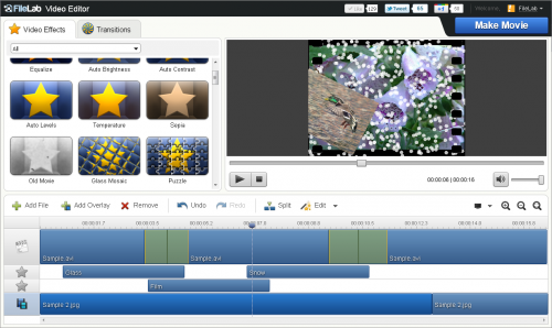 FileLab — легко редактируйте видеофайлы онлайн бесплатно
