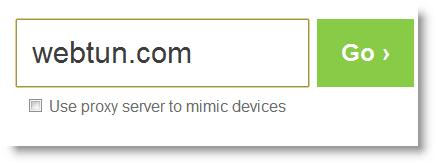 Screenfly — Покажет как выглядит ваш сайт на экранах различных устройств