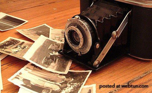 Как сделать старое фото