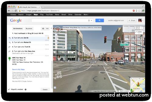 Полезные хитрости возможности веб-версии Google Maps о которых стоит знать