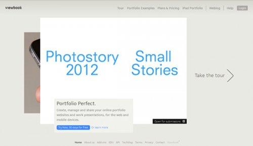 10 отменных сервисов построения страниц портфолио для любителей и профессионалов