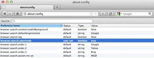 Как в Chrome и Firefox открывать результаты поиска в новых вкладках