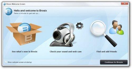 Brosix — защищенное общение и эффективное взаимодействие на различных платформах