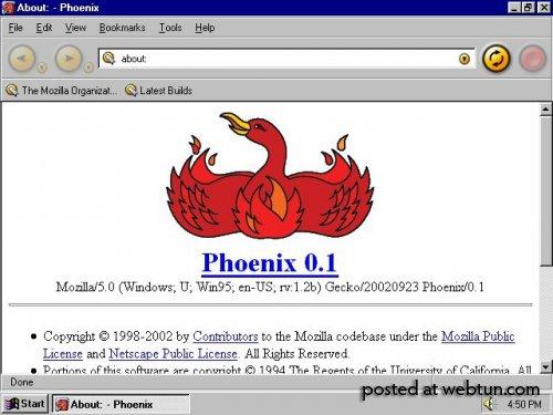 Браузеру Firefox исполнилось 10 лет