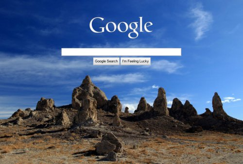 Google запретит пользователям менять фон своей главной страницы