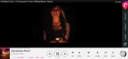 Rockify.TV: Pandora для музыкальных клипов