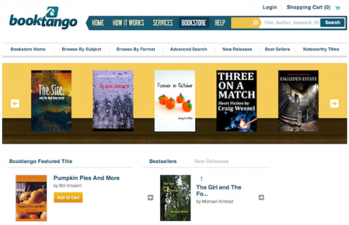 5 сервисов для публикаций книг-онлайн
