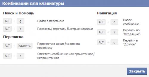 Facebook улучшил интерфейс сообщений
