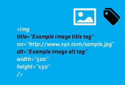 О важности использования тэгов «alt» и «title» к изображениям на вашем веб-сайте
