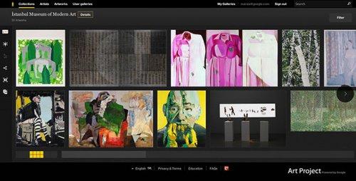 Проект Google Art обновлён, и представляет вниманию публики 35 тысяч экспонатов