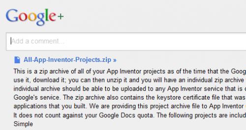 Делимся файлами сДиска Google в Google+