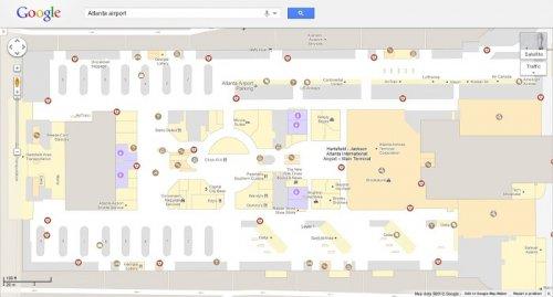 � Google Maps ��������� ����� ���������