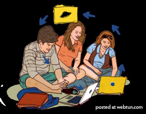 На Яндекс.Диске появились общие папки для совместной работы и обмена файлами