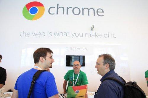 Chrome для Android догонит настольную версию браузера в начале 2013 года