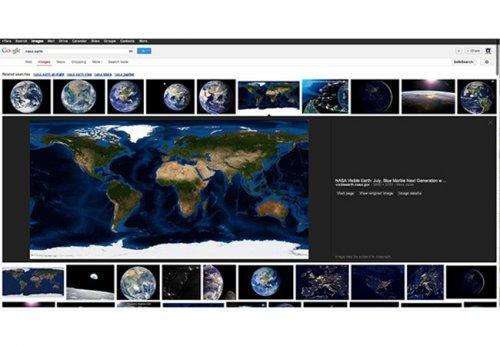 В Google обновили дизайн и улучшили скорость работы поиска по изображениям