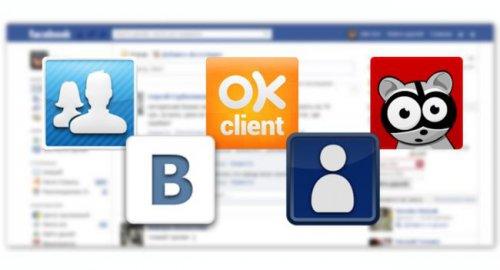 Обзор социальных клиентов для Android
