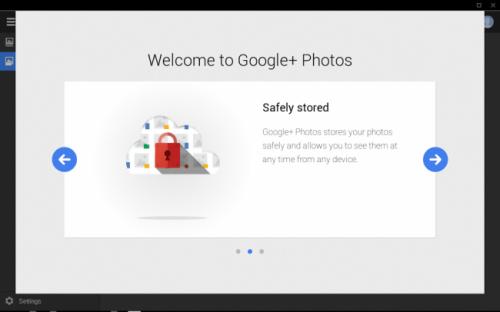 Приложение Google+Photos для Chrome будет хранить все фотографии пользователя