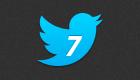 Сервис Twitter отметил 7 лет, число активных пользователей — более 200 млн