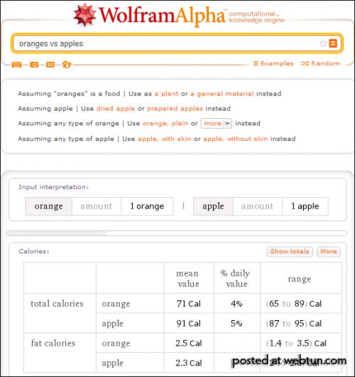 10 способов использования Wolfram Alpha