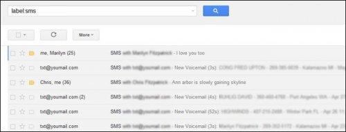 Как сделать резервные копии ваших текстовых сообщений в Gmail