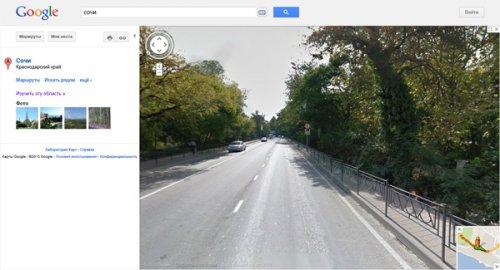 Google представила масштабное обновление своего картографического сервиса