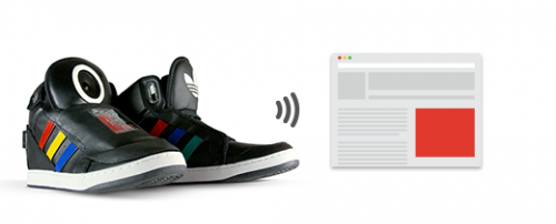 В Google разработали «умные» интерактивные кроссовки
