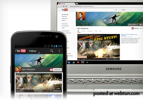 Новый дизайн YouTube доступен для каждого