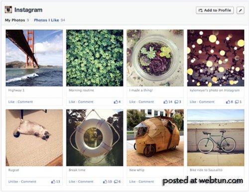 Facebook обновила Хронику, внедрив новые секции для фильмов и книг