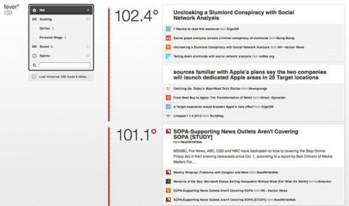 Большая подборка альтернатив Google Reader
