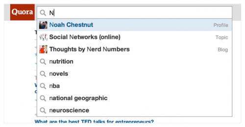 Сайт вопросов и ответов Quora запустил полнотекстовый поиск
