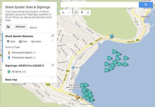 Google запустила бесплатный сервис для создания карт Google Maps Engine Lite