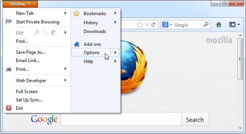 Как сделать так, чтобы браузер постоянно работал в режиме инкогнито