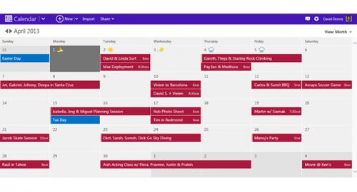 Microsoft �������� ���������� � Outlook.com