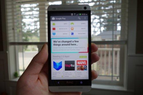 Анонсирована новая версия Google Play (Google Play Store 4.0.25)