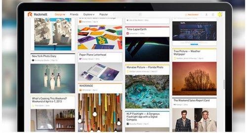 Rockmelt закрывает социальный браузер и готовит к запуску новый сервис