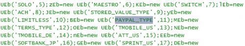 PayPal — метод платежа в Google Play?