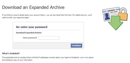 Как сделать резервную копию аккаунтов в социальных сетях – Facebook, Twitter, Google+ и Instagram