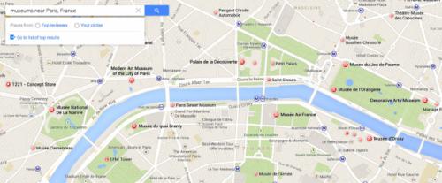 Google анонсировала новую версию карт