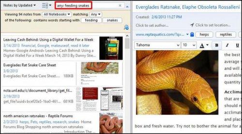 20 способов для поиска в Evernote о которых стоит знать