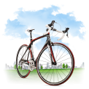 Google Maps укажет путь велосипедистам