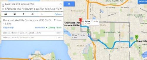Знакомство с новыми картами от Google